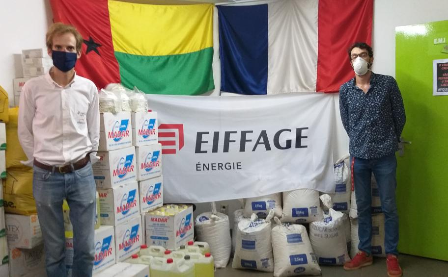 Eiffage Énergie Systèmes in Guinea-Bissausupport the country's health facilities