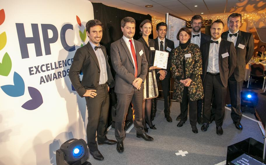 The Clemessy teams awarded for Hinkley Point C.